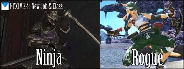 final fantasy xiv a realm reborn wiki rogue ninja faq
