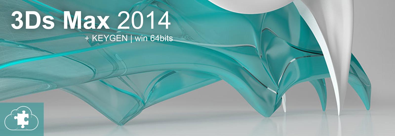3Ds Max  2014 | Autodesk | win 64bits