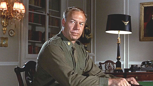 George Kennedy in The Dirty Dozen movieloversreviews.blogspot.com