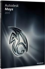 Autodesk Maya 2013 - cover