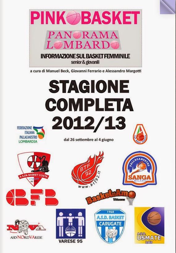 Stagione completa 2012/13