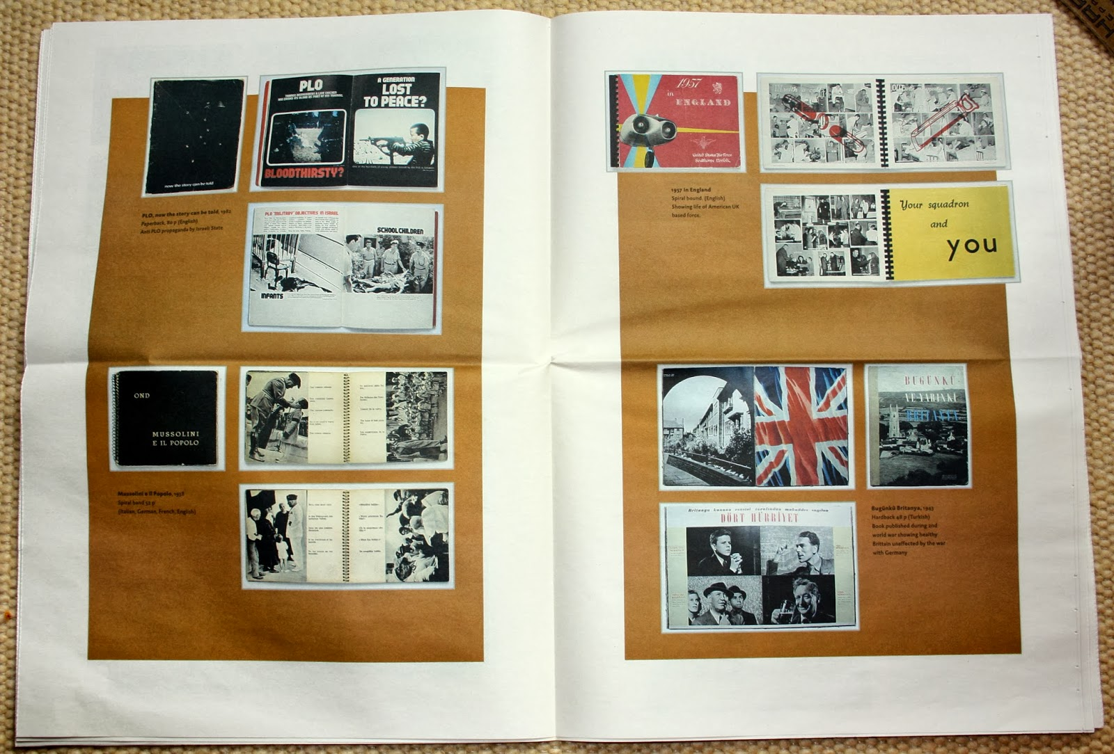 bint photobooks on internet some rare and superb propaganda now the story can be told the plo
