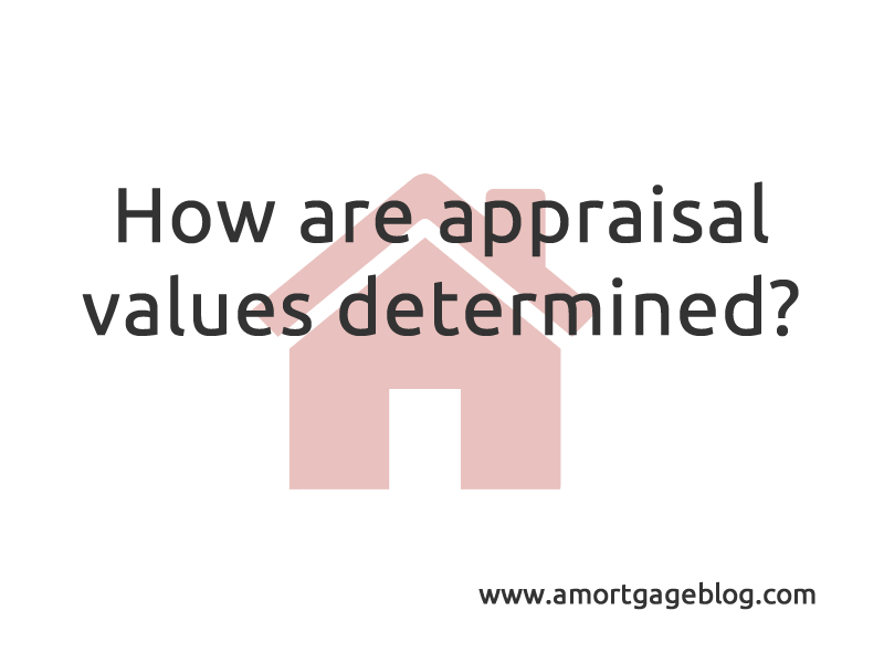 Appraisal home values