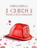 LIBRO - I <3 BCN 1 . Tocar la tecla adecuada  Norma Estrella (Zafiro - 7 Abril 2015)  NOVELA ROMANTICA | Edición ebook kindle