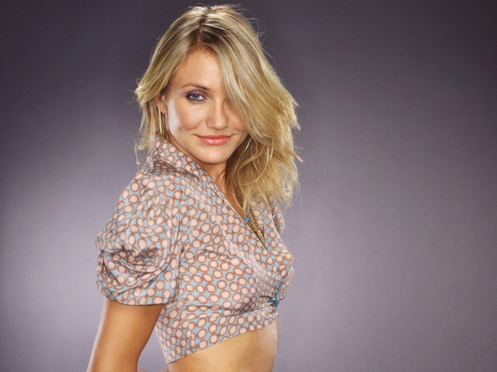 Cameron diaz young model simply matchless