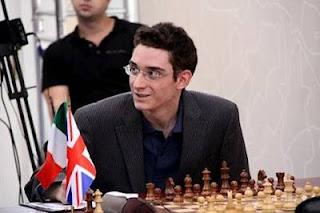 Echecs à Moscou : l'Italien Fabiano Caruana (2770) leader du Mémorial Tal - Photo © ChessBase