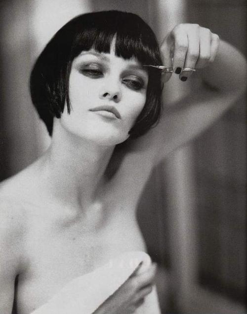 Vanessa Paradis Hair 33