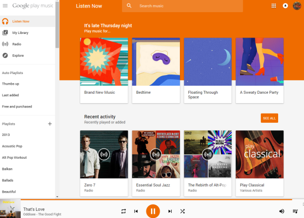 Google Play Music gets a total overhaul - The Verge