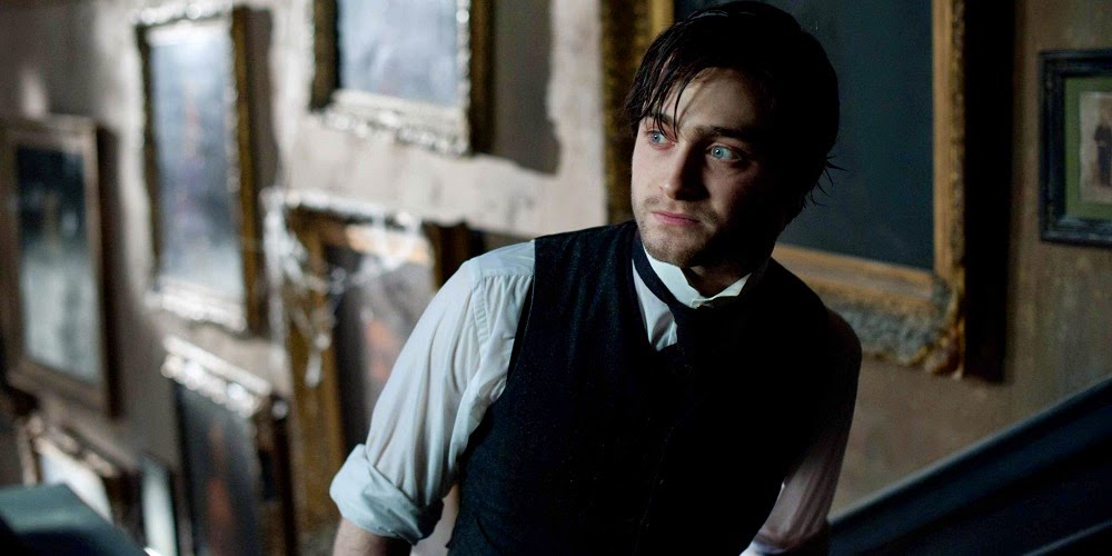 Daniel Radcliffe em A MULHER DE PRETO (The Woman in Black)