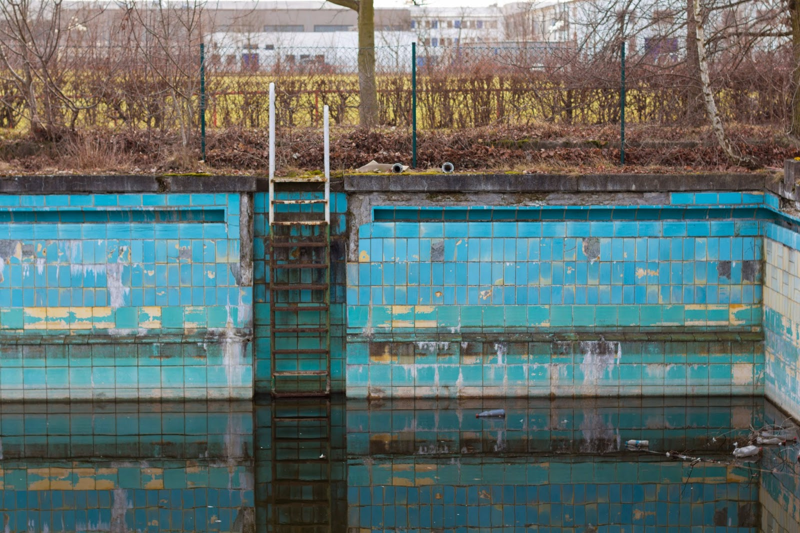 Swimming prohibited bvg stadion and freibad lichtenberg - The last picture show swimming pool scene ...