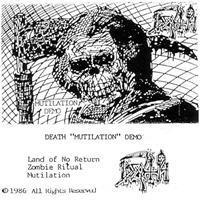 [1986] - Mutilation [Demo]