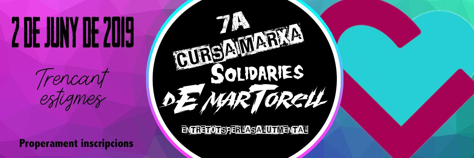 7ª CURSA I MARXA SOLIDÀRIES DE MARTORELL  07-06-2015