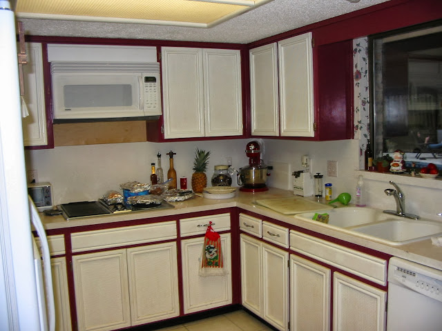 Kitchen Overhaul Part 3 - The Rebuild brought to you by Life After Empty Nest