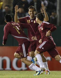 Convocados de Venezuela Eliminatorias Brasil 2014