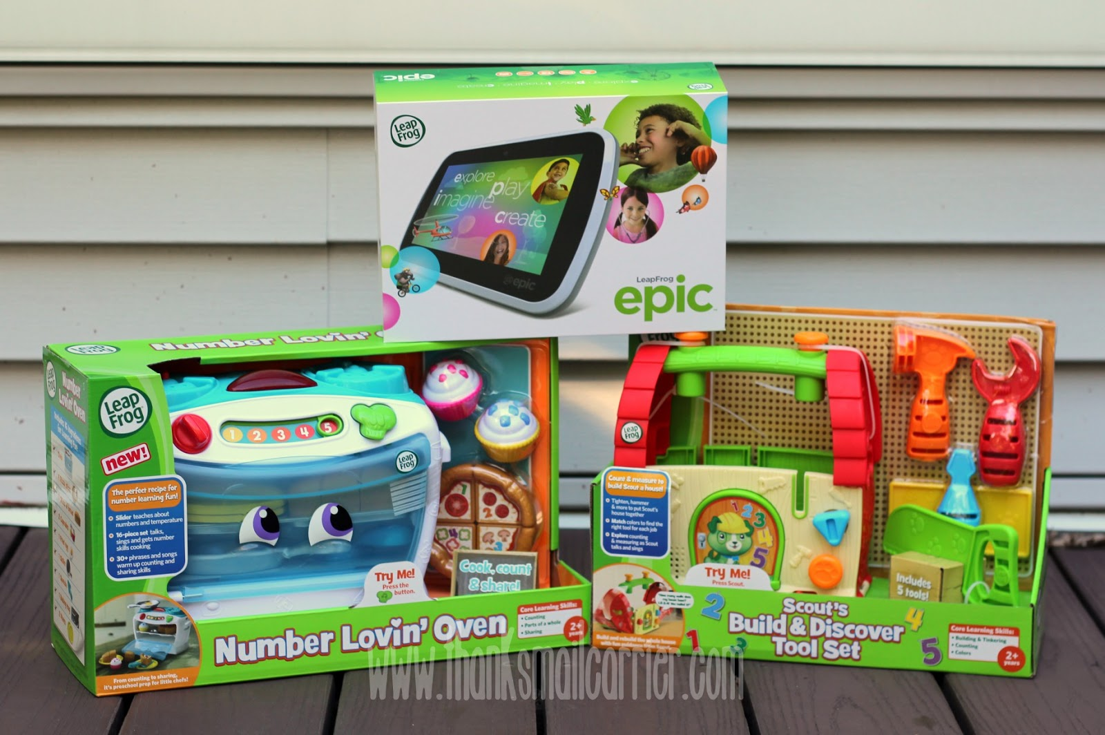 LeapFrog gift ideas