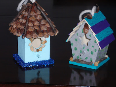decorating, pinecone, sticks, rocks, nature, glitter, acorns