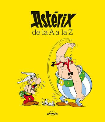 Astérix de la A a la Z - Carine Picaud (2015)