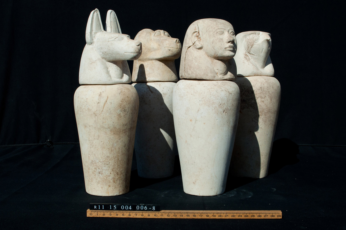 Luxor Times Third Intermediate Period Cemetery Found At