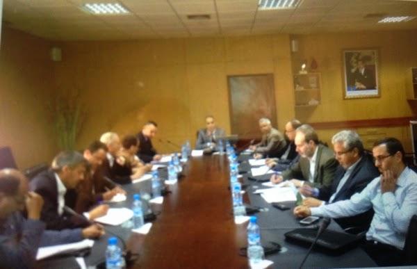 اللقاء ات الجهوية حول التدابير ذات الأولوية بأكاديمية جهة فاس بولمان من 31 مارس إلى 17 أبريل 2015