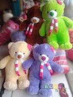 Boneka Bear Syal