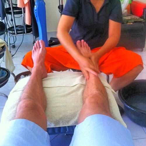 Massage in Thailand