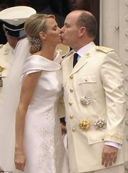 Pernikahan Pangeran Albert II dari Monaco dan Charlene Wittstock