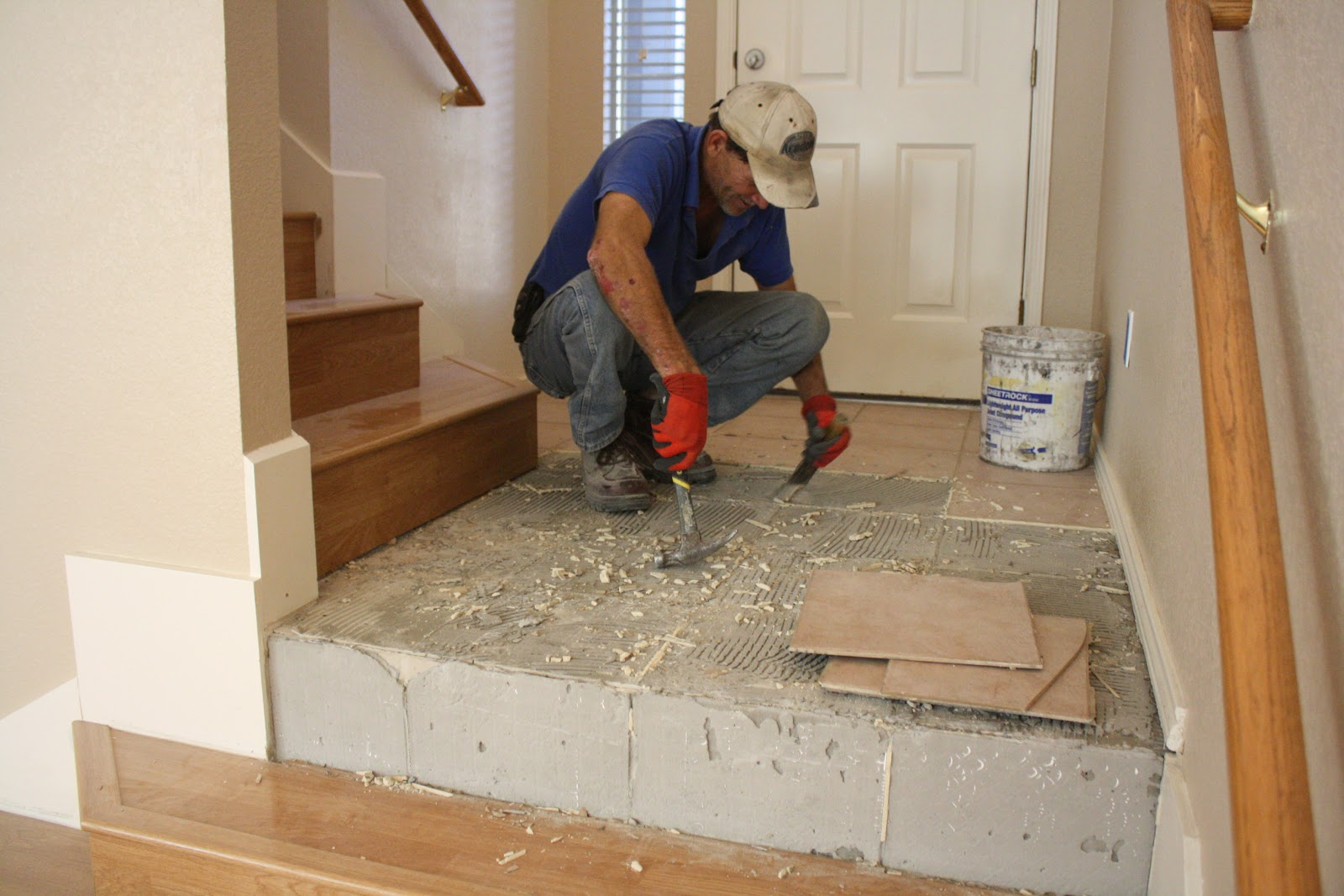 This House Is Our Home: Chipping Away