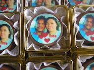 Coklat Oreo - Imej Tempahan Khas @ edible image - RM2.50