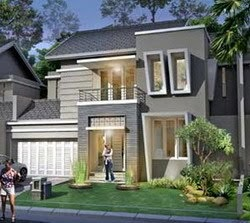 Modern minimalist house paint colors 2011 nice colour wall house choosing colors for home - Exterior painting costs minimalist ...