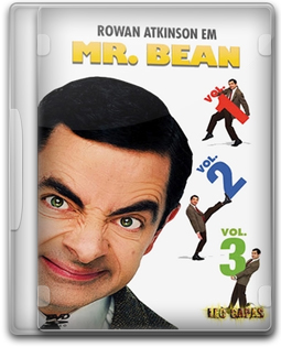 5ds4f1 Mr Bean Vol 1,2,3 – DVDRip XviD Legendado