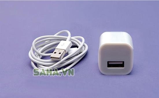 Bộ cáp sạc + Đầu sạc cho iPhone 5 - 2458