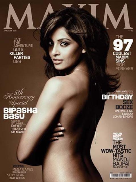 ... profesi artis-artis Bollywood pun berlomba-lomba berpose topless