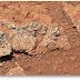 El robot 'Curiosity' halla vestigios de un flujo de agua en Marte.