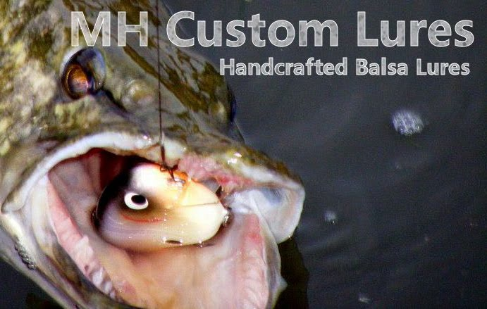 Handcrafted Balsa Lures
