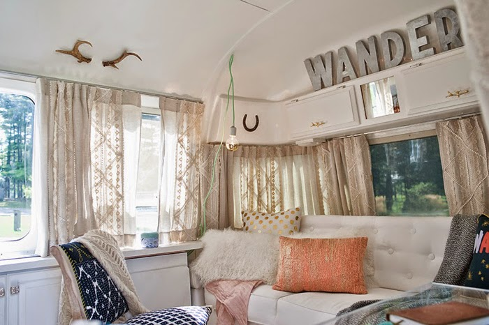 airstream, vintage, sarah schneider, anthropologie
