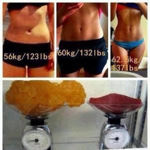 Healthy way to burn fat fast