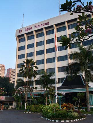 Alamat Hotel Inna Simpang Surabaya, Telepon Hotel Inna Simpang Surabaya, Tarif Hotel Inna Simpang Surabaya