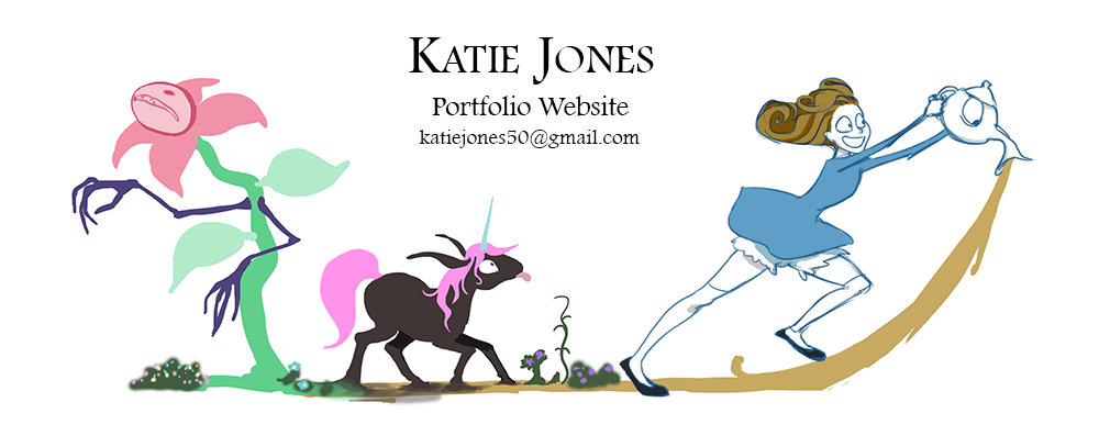 Katie Jones' Portfolio