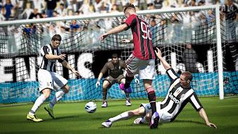 #4 FIFA Soccer 14 Wallpaper