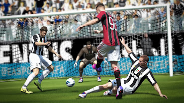 #4 FIFA Soccer 14 Wallpaper