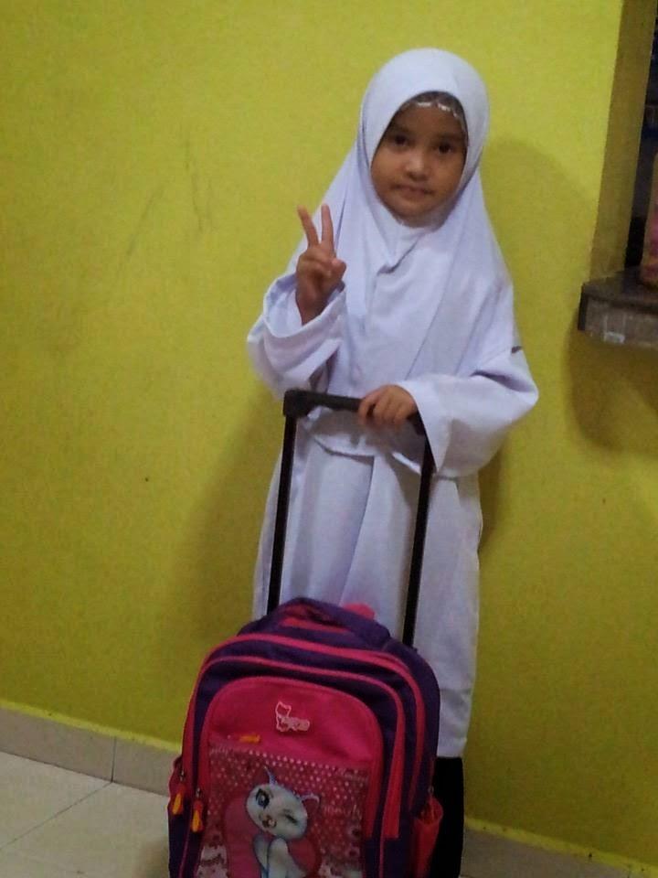 jom pergi sekolah