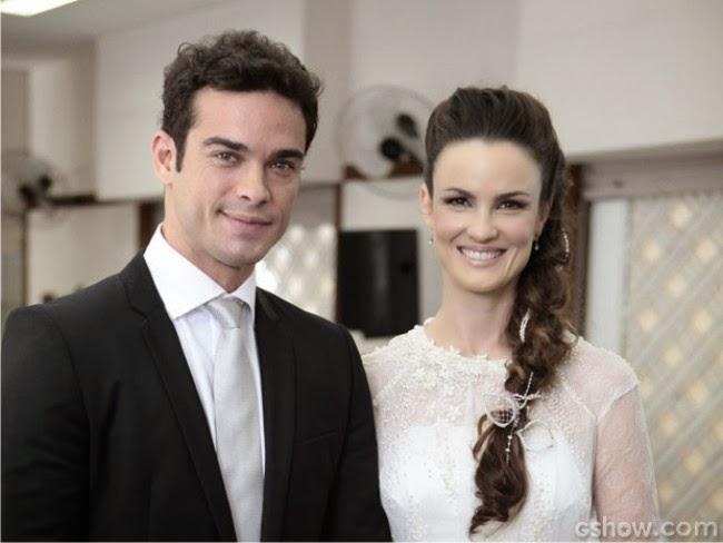 Casamento de Gina e Elias em Amor a Vida, vestidos de noiva, casamento de novela, casamentos de novela, amor a vida, novela amor a vida