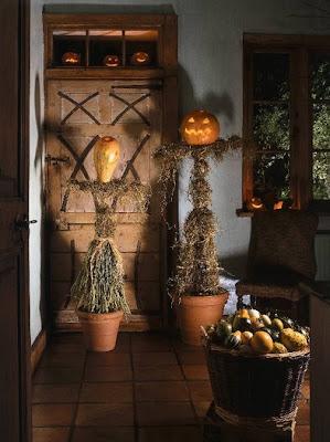 Halloween - decoração
