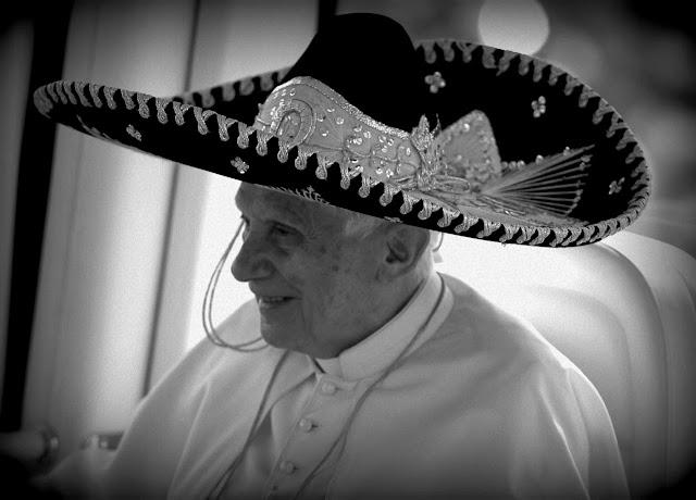 шляпа мексиканца как называется