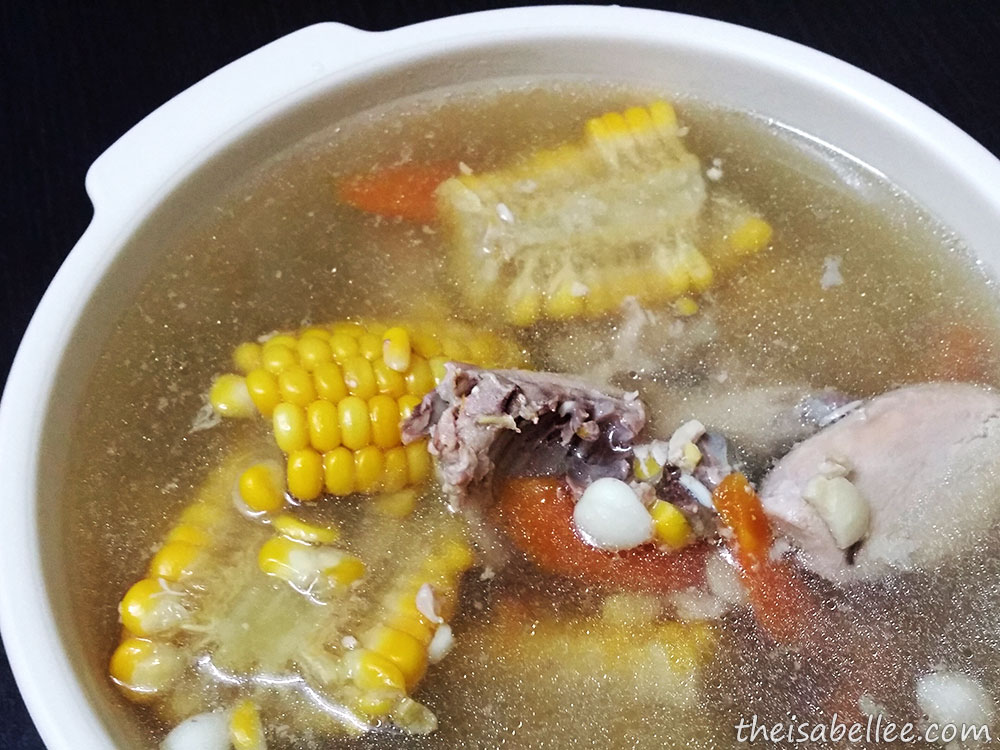 Steam From Soup ~ Isabel lee malaysian beauty lifestyle ger food