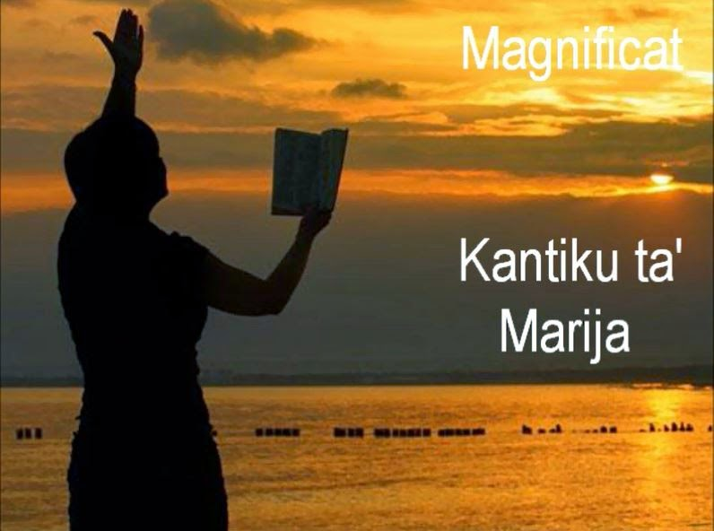 MAGNIFICAT - Kantiku ta' Marija - Canticle of Mary --- Luke 1:46-55