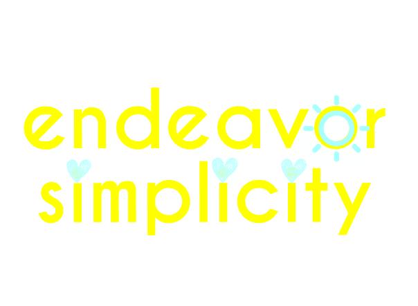 EndeavorSimplicity