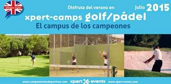 DOSSIER CAMPUS GOLF/PADEL