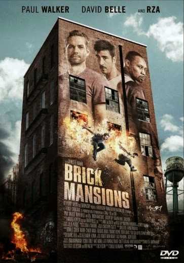 Brick Mansions [2014] [DVD5] [Latino]