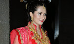 Preeti Rana Glamorous Photos in Ghagra Choli-thumbnail